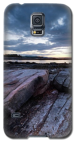 Dawn On The Shore In Southwest Harbor, Maine  #40140-40142 Galaxy S5 Case
