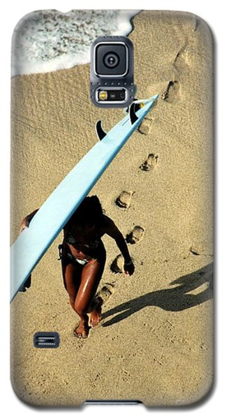 Dawn Patrol Galaxy S5 Case by DJ Florek