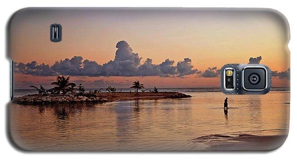 Dawn Reflection Galaxy S5 Case