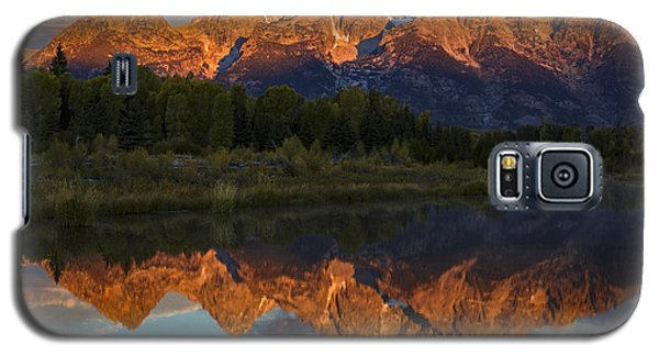 Dawning Drama Galaxy S5 Case by Mike Lang