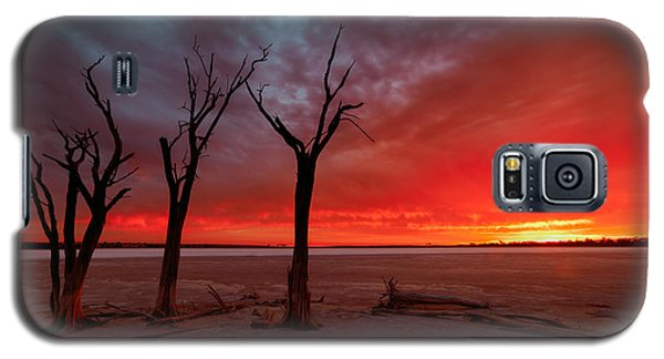 Day Is Done Galaxy S5 Case