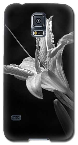 Day Lily Profile Galaxy S5 Case