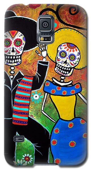 Day Of The Dead Bailar Galaxy S5 Case