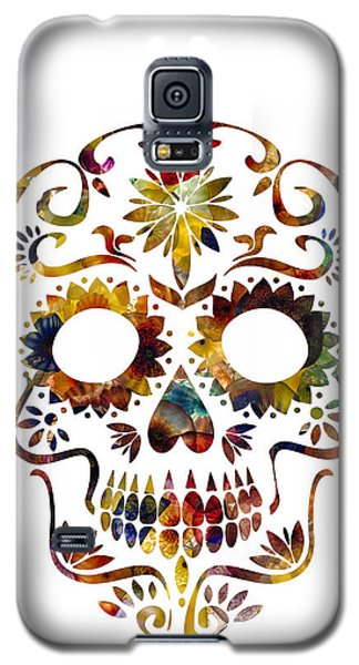 Day Of The Dead Galaxy S5 Case