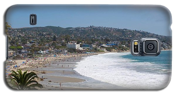 Day On The Beach Galaxy S5 Case