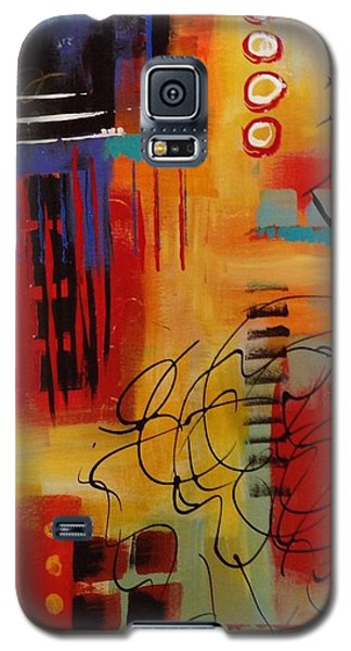 Day Two...30 In 30 Challenge Galaxy S5 Case by Suzzanna Frank