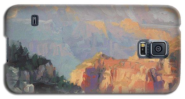 Grand Canyon Galaxy S5 Case - Daybreak by Steve Henderson