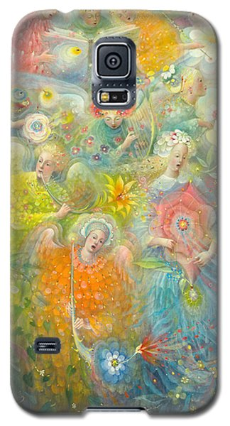 Daydream After The Music Of Max Reger Galaxy S5 Case