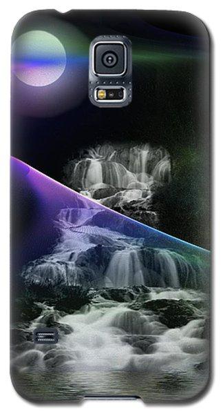 Galaxy S5 Case featuring the digital art Daydream by Angel Jesus De la Fuente