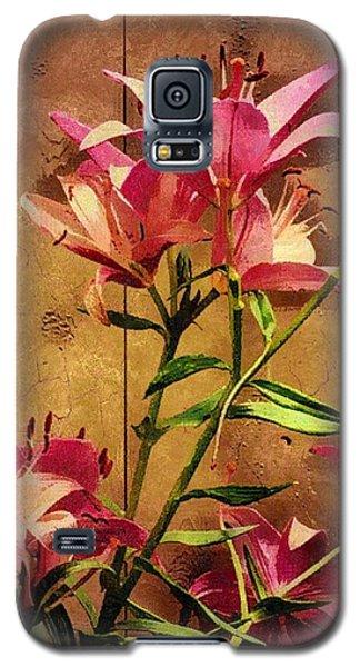 Dayliliys In  Guilford , Conn Galaxy S5 Case