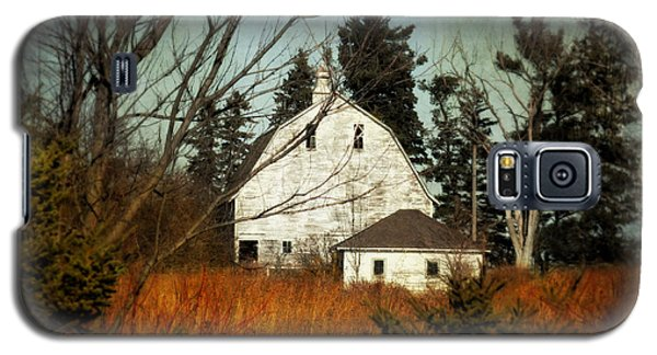Galaxy S5 Case featuring the photograph Days Gone By by Julie Hamilton