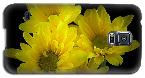 Dazzling Yellow Galaxy S5 Case
