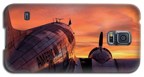 Dc-3 Dawn - 2017 Christopher Buff, Www.aviationbuff.com Galaxy S5 Case