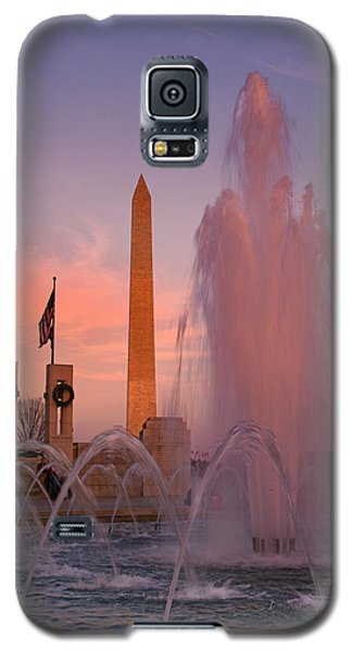 Dc Sunset Galaxy S5 Case
