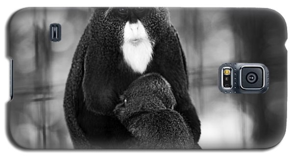 De Brazza's Monkey Galaxy S5 Case