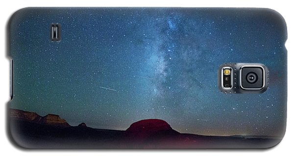 De Na Zin Milky Way Galaxy S5 Case