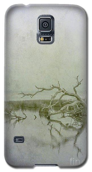 Galaxy S5 Case featuring the digital art Dead In The Water by Randy Steele