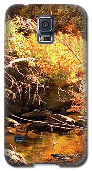 2 Of 6 Dead River Falls  Marquette Michigan Section Galaxy S5 Case