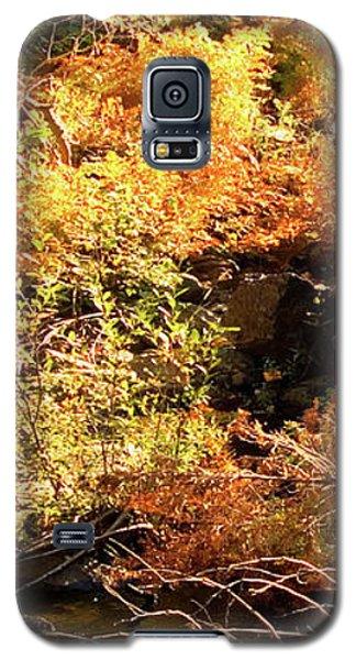 3 Of 6 Dead River Falls  Marquette Michigan Section Galaxy S5 Case