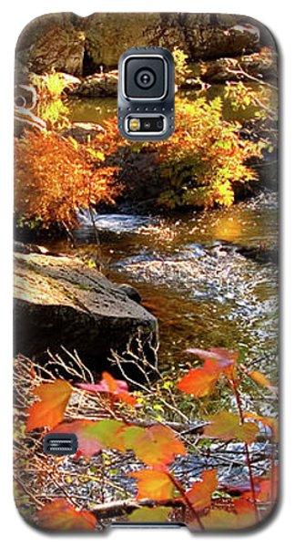 4 Of 6 Dead River Falls  Marquette Michigan Section Galaxy S5 Case
