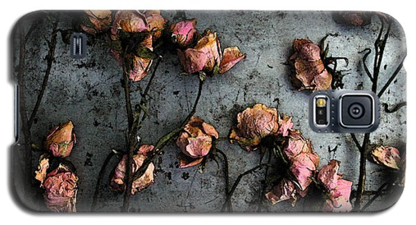 Dead Roses 5 Galaxy S5 Case