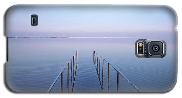 The Dead Sea Galaxy S5 Case by Yoel Koskas