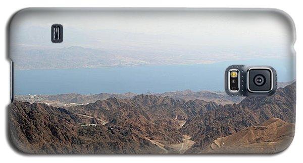 Dead Sea-israel Galaxy S5 Case by Denise Moore