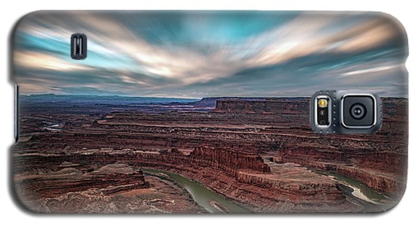 Deadhorse Point Sunrise Galaxy S5 Case