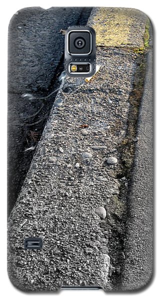 Galaxy S5 Case featuring the photograph Deadly Smoke by Marie Neder
