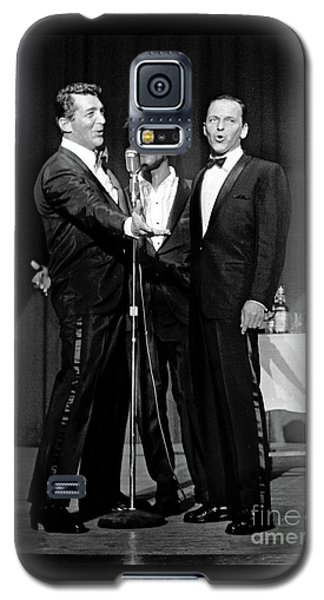 Dean Martin, Sammy Davis Jr. And Frank Sinatra. Galaxy S5 Case