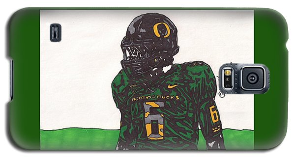 De'anthony Thomas 2 Galaxy S5 Case by Jeremiah Colley