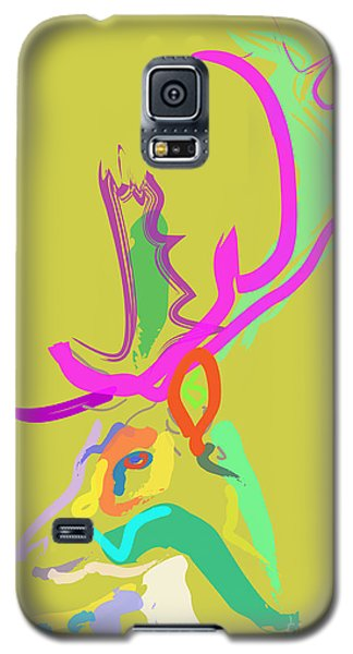 Dear Deer Galaxy S5 Case by Go Van Kampen