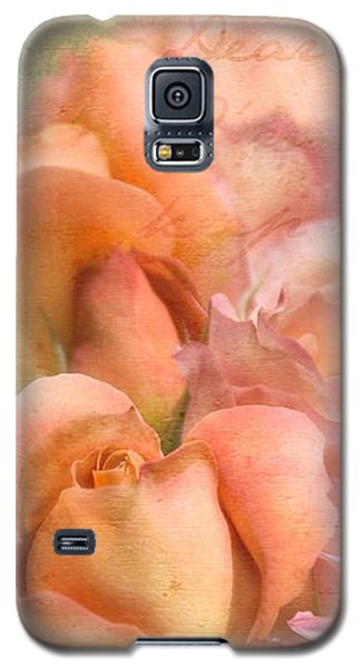 Dear Uncle Walt Galaxy S5 Case