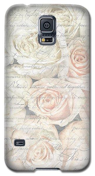 Dearly Beloved Galaxy S5 Case