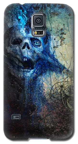 Death Is Staring At Me Galaxy S5 Case