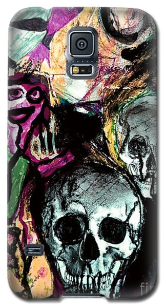 Death Study-2 Galaxy S5 Case