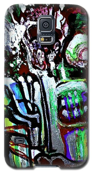 Death Study-3 Galaxy S5 Case