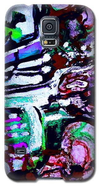 Death Study-6 Galaxy S5 Case