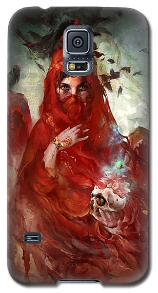 Death Galaxy S5 Case by Te Hu