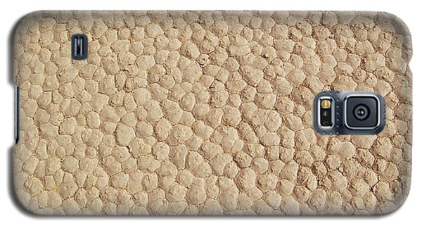 Galaxy S5 Case featuring the photograph Death Valley Mud by Breck Bartholomew