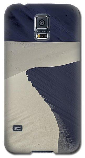 Death Valley Sand Dune Galaxy S5 Case