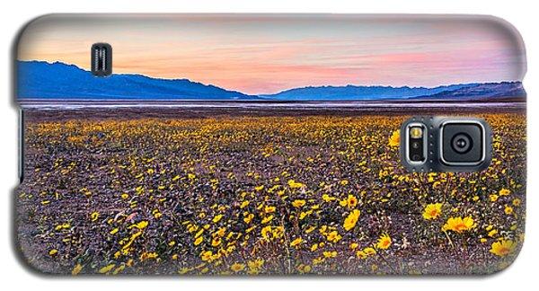 Death Valley Sunset Galaxy S5 Case