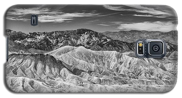 Deathvalley Cracks And Ridges Galaxy S5 Case