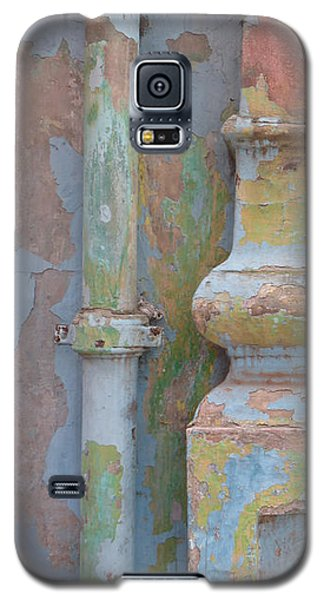 Galaxy S5 Case featuring the photograph Decay by Jean luc Comperat