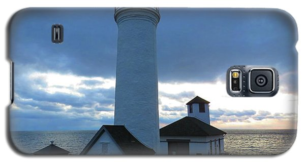 December Light, Tibbetts Point  Galaxy S5 Case