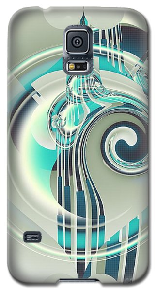 December Galaxy S5 Case by Michelle H