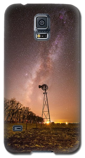 December Night  Galaxy S5 Case