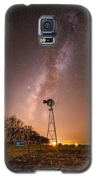 December Night  Galaxy S5 Case