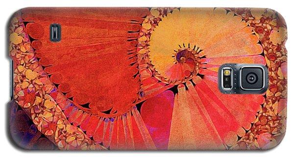 Deco Elemental Galaxy S5 Case