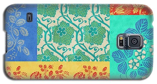 Deco Flowers Galaxy S5 Case